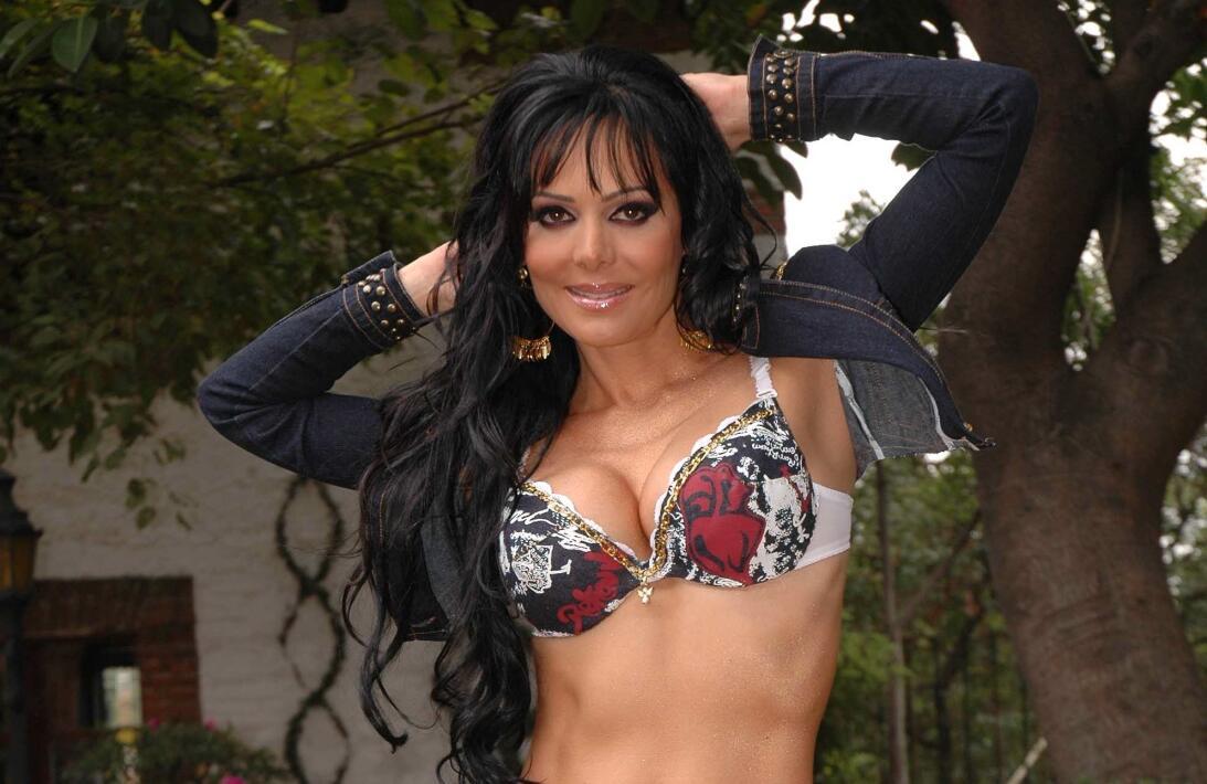 El corazón dividido de Maribel Guardia, una 'tica' muy mexicana MARIBEL_...