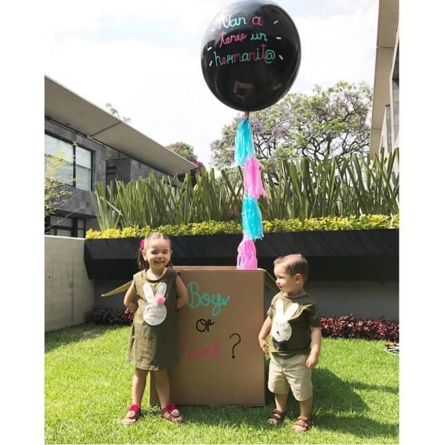 Andrea Torre celebró el baby shower para recibir a Diego