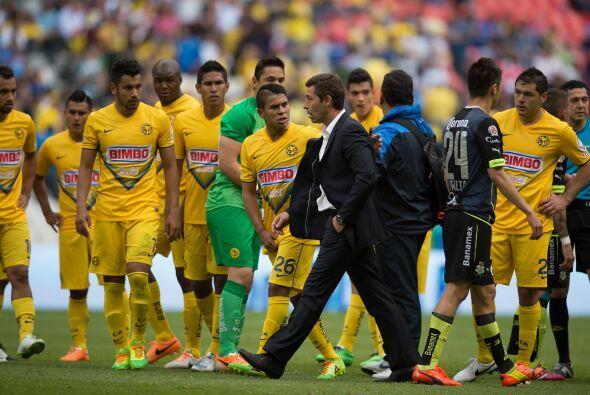 Evaluamos la actuación de los jugadores azulcremas en la derrota...