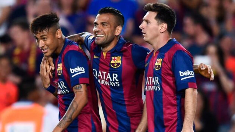 Los culés buscan su tercera victoria con Neymar, Messi y compañía.