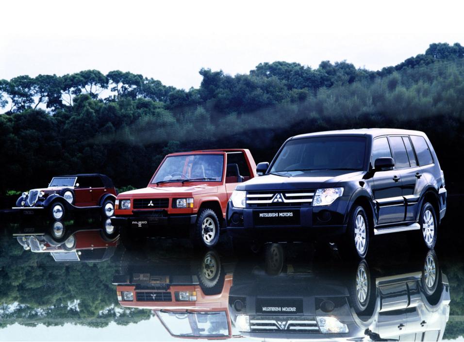 Mazda le salva la vida al motor de gasolina, por el momento Mitsu_Pajero...