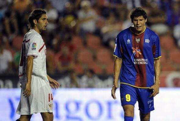 Pese a la derrota, Levante tuvo oportunidades que no aprovechó.