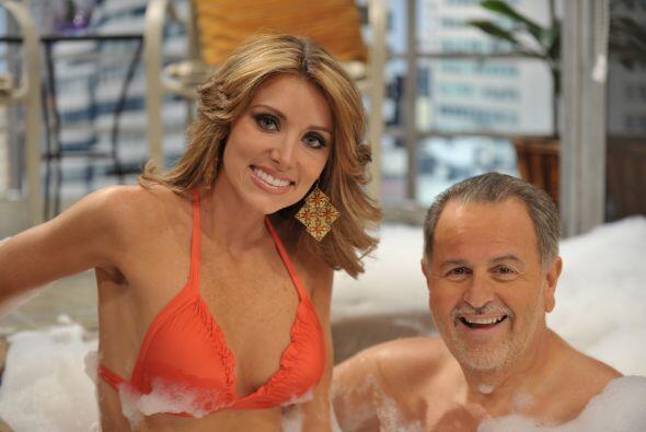 Apenas a unos días de haber ganado la corona de Miss Venezuela, Vanesa G...