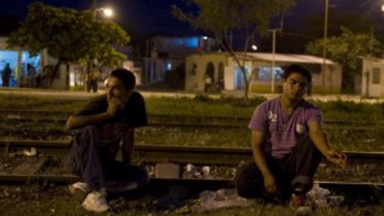 Tabasco es paso obligado en México de migrantes centroamericanos en su c...