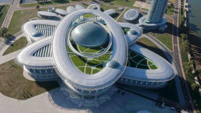 15 joyas arquitectónicas que oculta el hermético régimen de Corea del Norte (fotos)
