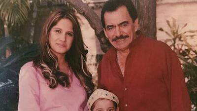 Ella es Marcelia Figueroa, la hija de Joan Sebastian que quiere ser actriz y es apoyada por Maribel Guardia