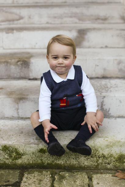 Los duques de Cambridge nos regalaron tres fotografías oficiales del apu...