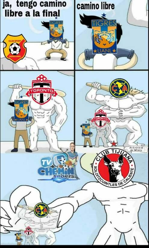La Liga de Campeones y la Copa MX desde los memes más divertidos 2857630...