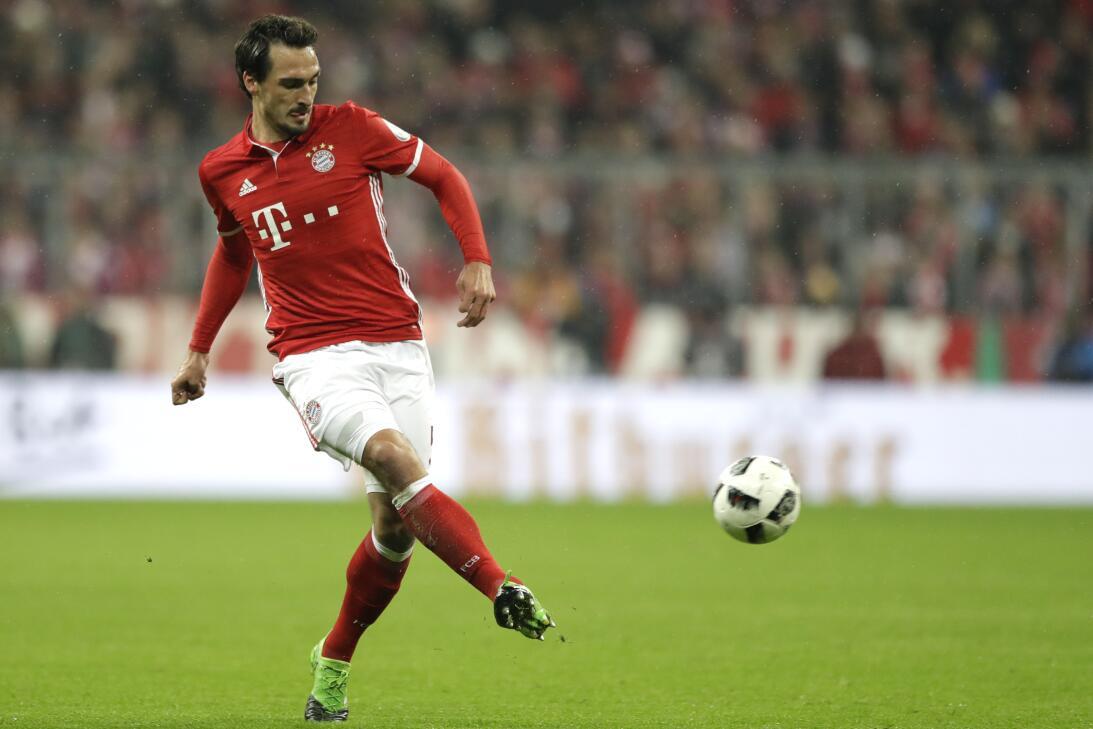 Mat Hummels (Bayern Múnich)