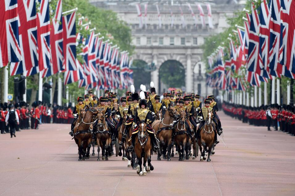 Militares Reino Unido