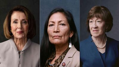 New York Times dedica su portada a las mujeres en el Congreso