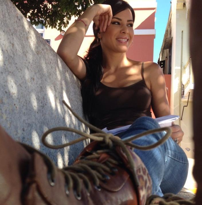 La esposa de Éktor Rivera le da un nuevo motivo para festejar Screen Sho...