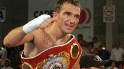Omar Narváez, defenderá su corona el próximo 12 de febrero  frente al az...