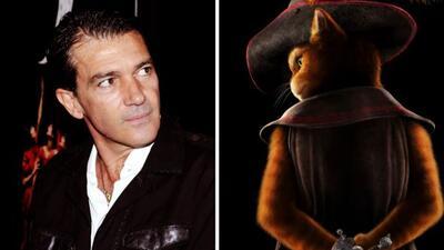"""Antonio Banderas se pondrá de nuevo las botas de """"Puss In Boots""""."""