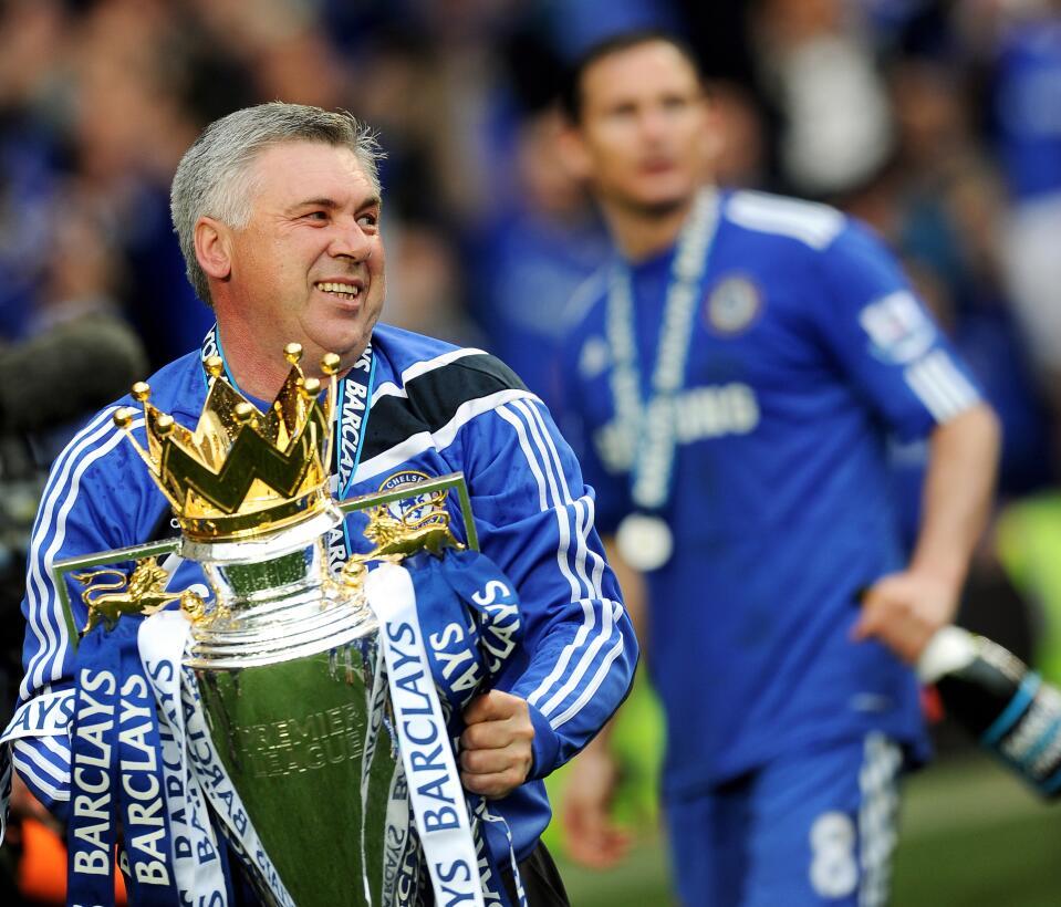 14. Chelsea (2009/2010) - 86 puntos y +71 goles a favor. Fueron campeones.