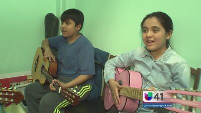 Academia de Mariachis de NY brinda clases gratuitas a niños