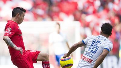 En fotos: Toluca no supo ganar y Cruz Azul es el 'Rey del empate'
