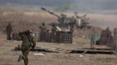 La ofensiva ha costado la vida a más de 400 palestinos en el enclave, y...