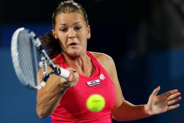 Radwanska se enfrentará en las semifinales a Victoria Azarenka.