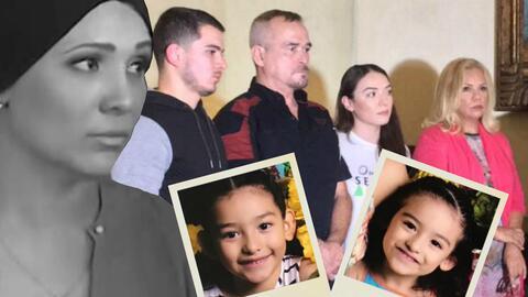 A nueve días de estar lejos de las hijas de Karla Luna, la famili...