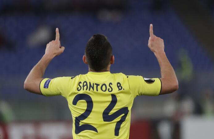 En el 2016 llegó Rafael Santos Borré al Atlético de Madrid, que lo cedió...