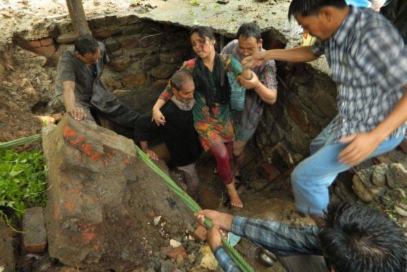 En el septentrional Uttar Pradesh, las víctimas mortales de las l...