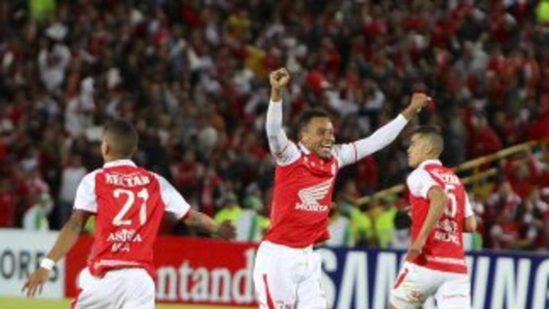 Independiente Santa Fe despojó del liderato al Atlético Junior al que go...