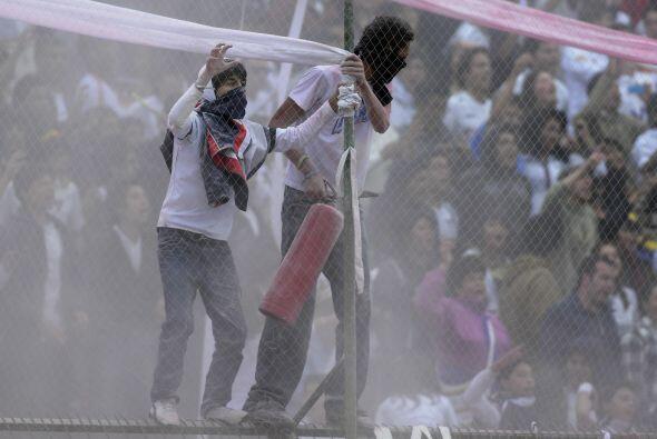 Y mientras Liga deja en alto el nombre del fútbol ecuatoriano, algunos h...