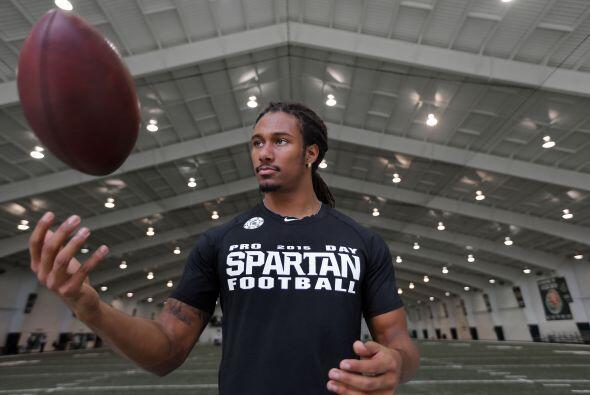 Selección 11 Minnesota Vikings: CB Trae Waynes, Michigan St.(AP-NFL)