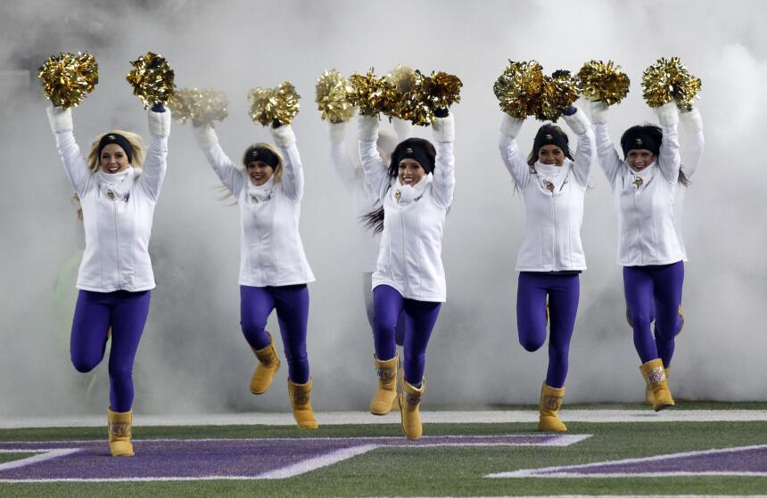 Los Vikings regresaron a los Playoffs desde el 2012 gracias a su victori...