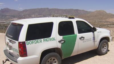 Cómo es un día en la frontera entre EEUU y México en el sector de El Paso, Texas