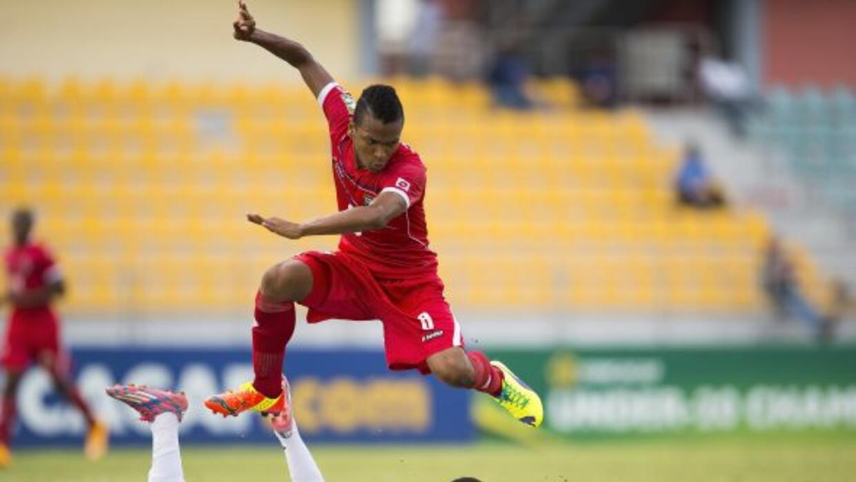 La selección panameña sub 20, ligó su cuarto triunfo en el premundial y...
