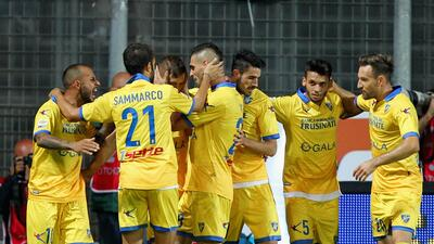 Frosinone vs. Empoli
