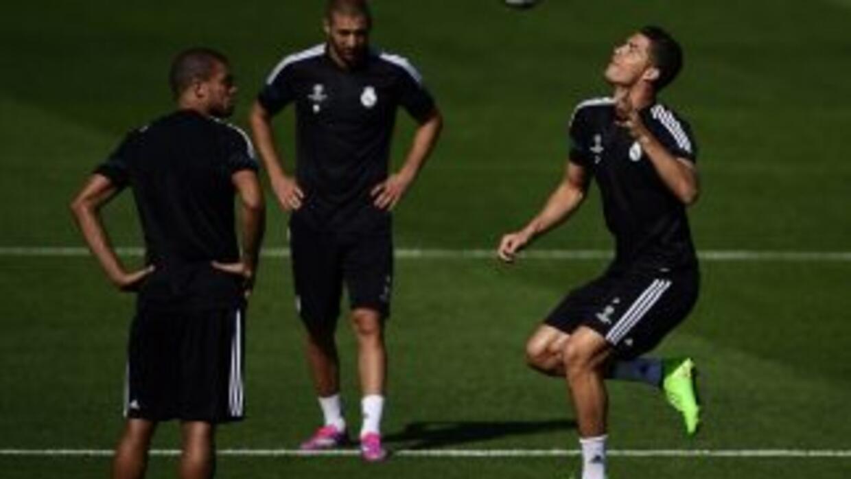 El Real Madrid comeiza el camino a la undécima ante Basilea.