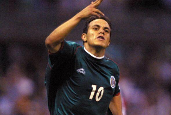 Cuauhtémoc Blanco es el jugador que quizás ha tenido el regreso más glor...
