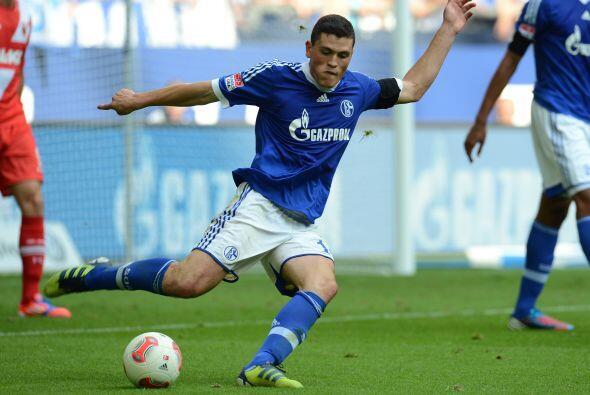 Defensa, Kyriakos Papadopoulos: Este griego del Schalke 04 fue vital en...