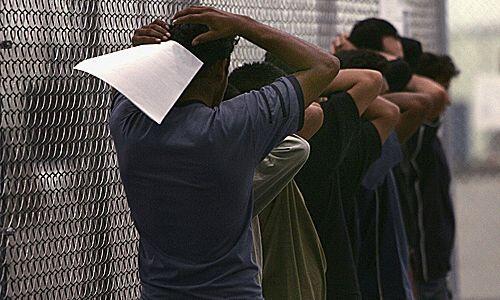 La situación de miles de indocumentados encarcelados vuelve a preocupar...