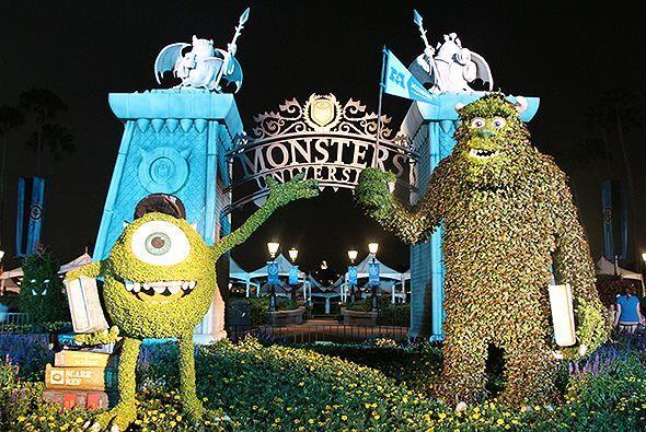 Visitamos varios parques en Disneyworld y con eso de que todos los parqu...