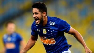 Cruzeiro suma 29 puntos, cinco más que el Fluminense, el Inter y el Cori...