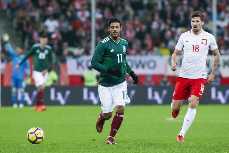 Calificamos México vs. Polonia