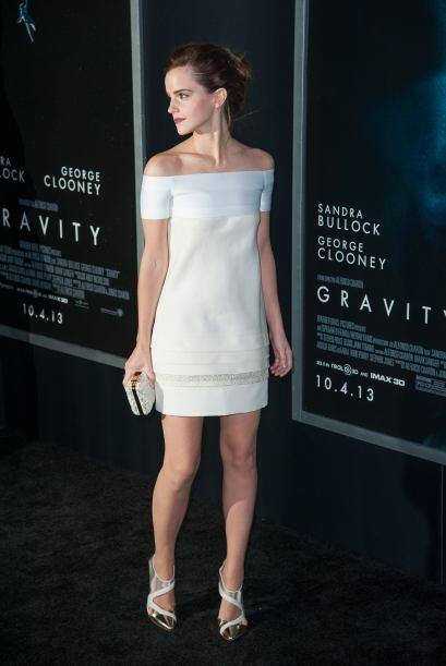 Emma Watson, se ha convertido en todo un icono de la moda.