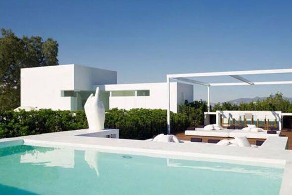 Según destacan medios mexicanos, la casa tiene un valor de $7 millones d...