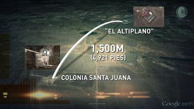 En animación: la fuga de El Chapo