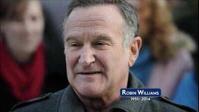 Luto en el mundo del espectáculo por la muerte del actor Robin Williams
