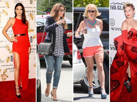 moda celebridades