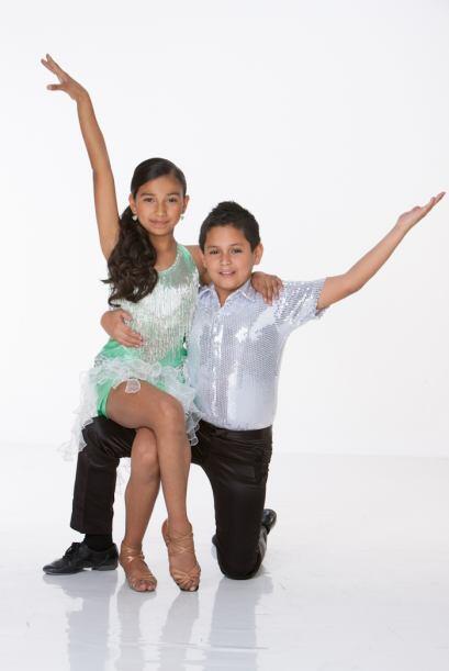 Jorge y Althair, son los bailarines de Súper Poderosos