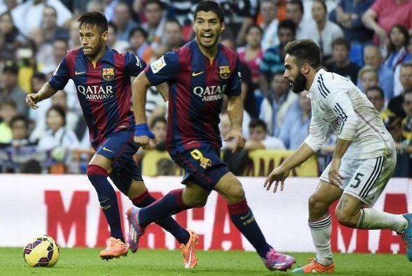Barcelona tuvo el balón pero no logró inquietar.
