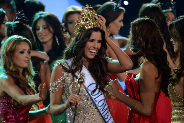 Cuando se alzó como Miss Colombia, los expertos en reinas de belleza sab...