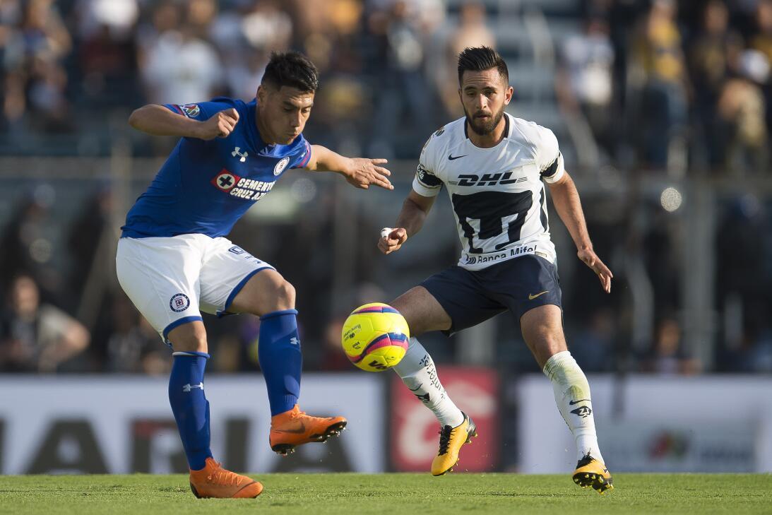 En fotos: Ahora fueron los Pumas los que la 'cruzazulearon' ante La Máqu...