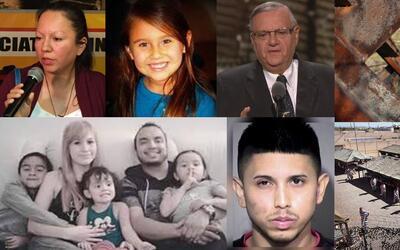 Las historias destacadas de 2017 en Arizona